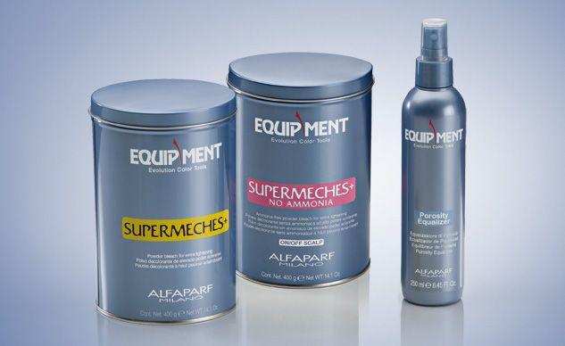 Equipment -  A szôkítés egy erôteljes kozmetikai eljárás. A haj természetes  és mesterséges pigmentjeinek színtelenítését végzi. Abban az  esetben használjuk, amikor egy vagy több árnyalatot szeretnénk világosítani a hajon. Festett hajak esetében, ha precíz,  egységes végeredményt szeretnék elérni, csak ezt az eljárást  alkalmazzuk.