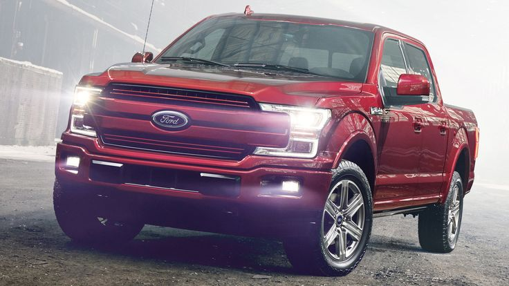 2018 Ford F-150 gets updated looks and diesel engines #Ford #cars #car #FordGT #focus #fiesta #auto #F150