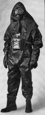 Historical Hazmat Suits