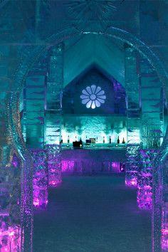 Hôtel de glace de Québec