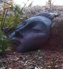 Garden sculptures by Studio Bridges
