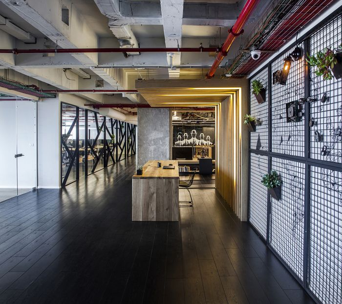 Cyber Security Firm Offices - Tel Aviv - Office Snapshots