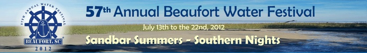 Beaufort Water Festival in beautiful Beaufort, SC. Features water, air, sporting and entertainment events.