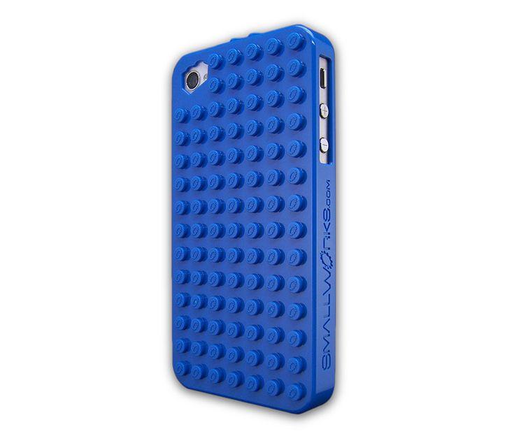 Δώστε το δικό σας στυλ στο iPhone σας, δημιουργώντας πάνω στις συμβατές με LEGO® θήκες της Smallworks!