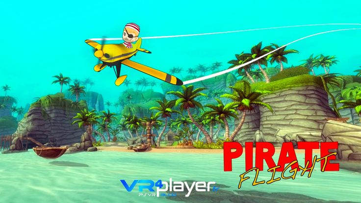 #PlayStationVR #PSVR  #RealiteVirtuelle #VR PlayStation VR : Pirate flight, à en tomber par terre sur PSVR https://www.vrplayer.fr/playstation-vr-pirate-flight/