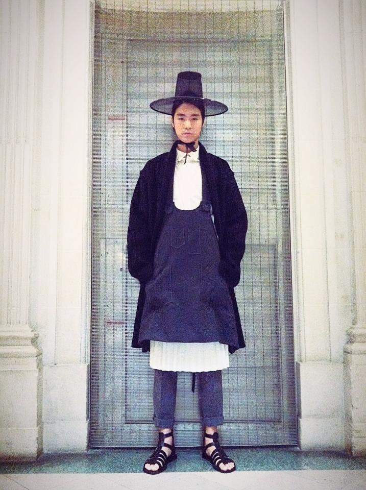 Hanbok+Workwear=!