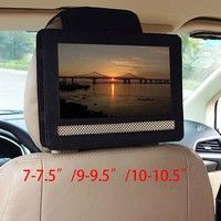 Fits Most for 7-7.5 inch  /  9-9.5 inch  / 10-10.5  inch Swivel & Flip Style Portable DVD Players