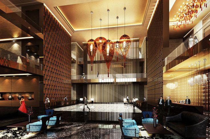 Four Seasons Tianjin Architects/Designers | WATG