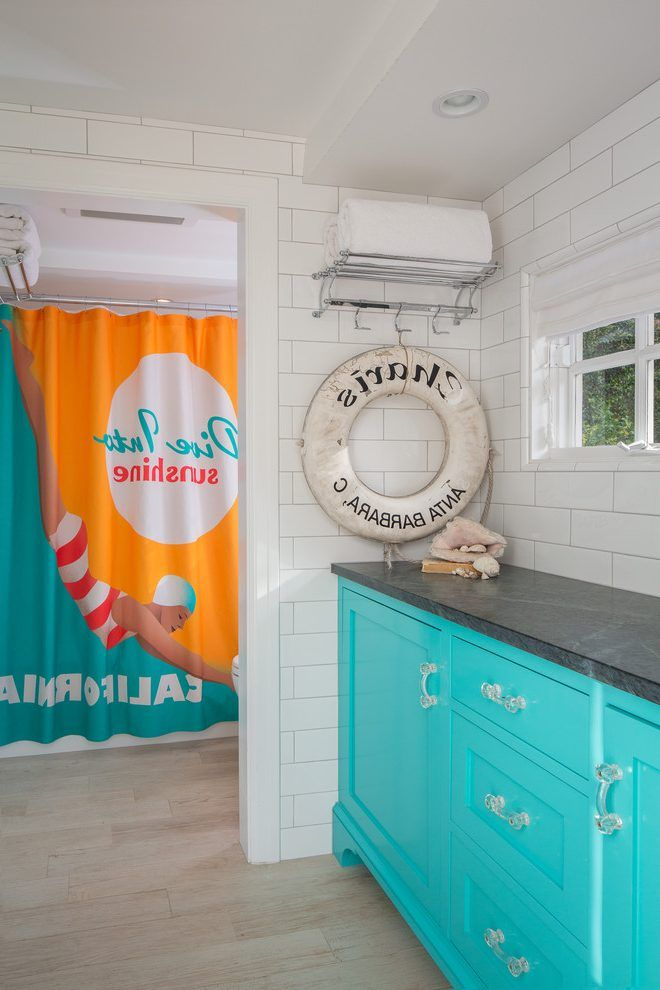 Natical Shower Curtains - nautical shower curtains