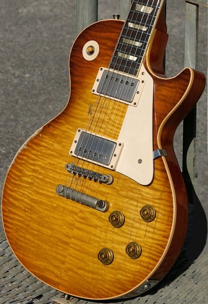 """Billy Gibbons """"Pearly Gates"""" Gibson Les Paul..."""