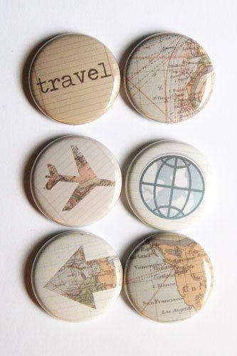 Vintage Travel Flair