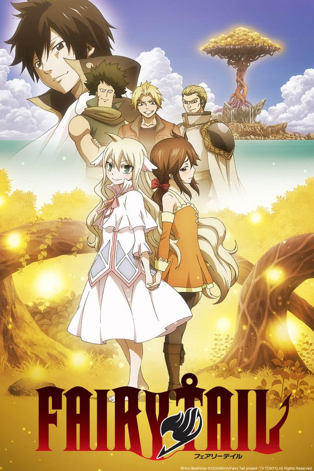 The story follows a teenage girl named Lucy Heartfilla who is determined to join the notorious magical Fairy Tail Guild. During a daring rescue, she encounters Natsu who is part of the guild and eventually offers her a place. They become teammates performing various missions for the Fairy Tail Guild. Be prepared for an action-packed adventure!