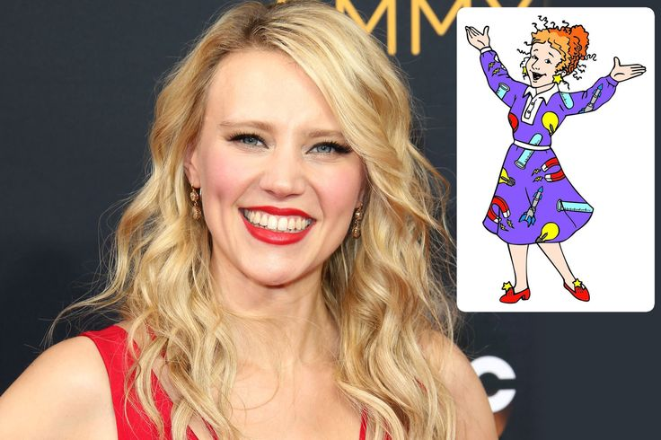 Strap your bones right to the seat because Netflix has found it's Ms. Frizzle! Kate McKinnon (Saturday Night Live, Ghostbusters) will be voicing the beloved animated teacher in the Magic School Bus reboot, the streaming serviced announced Wednesday at its press event in New York City. This modernized version of the popular animated series will be called The Magic School Bus Rides Again, and much like the original will see Ms. Frizzle take ...