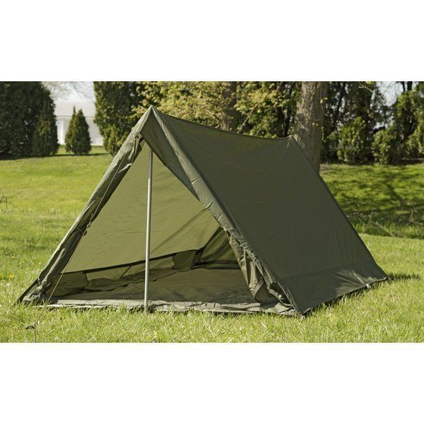 French Army F1 Commando Tent   Keepshooting   Survival