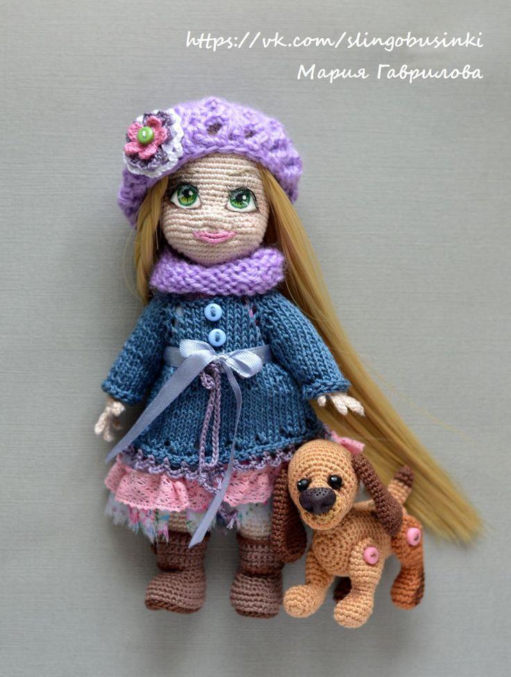 HS: вязаные игрушки амигуруми