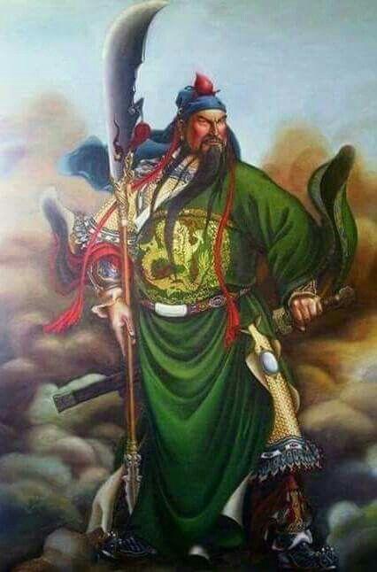 Dewa kwan king
