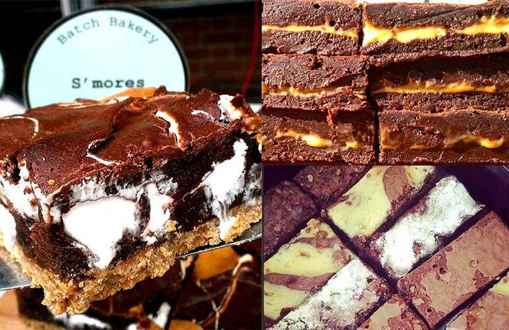 Best Brownies in London