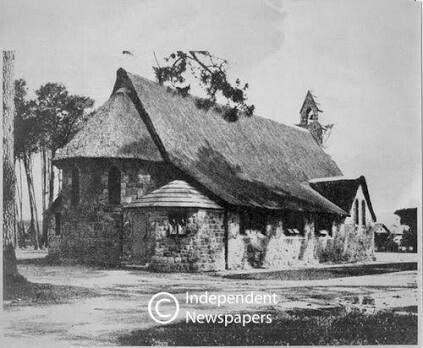 St. Thomas Church, Rondebosch, Cape Town (circa 1920)