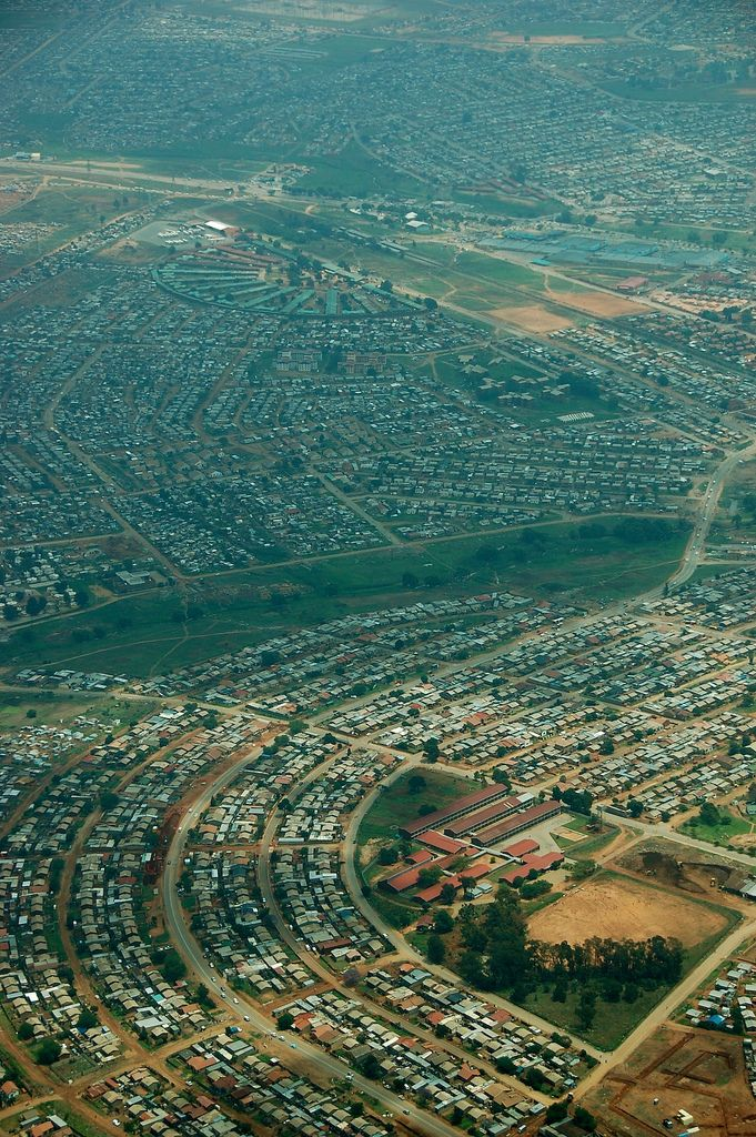Johannesburg suburbs | South Africa (by okapix)