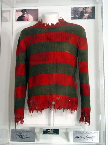 Weathering a Freddy Sweater?