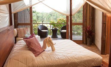 Rooms and Accommodations at La Selva Amazon Eco lodge & Resort, Ecuador