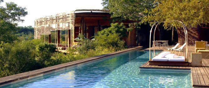 Singita Lebombo Lodge in Kruger National Park