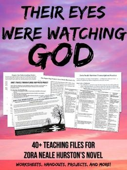 best their eyes were watching god images unit more ideas their eyes were watching god