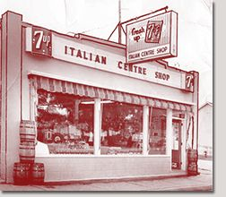 Italian Centre Shop, Italian and European foods, housewares, and small appliances in Edmonton, Alberta, Canada