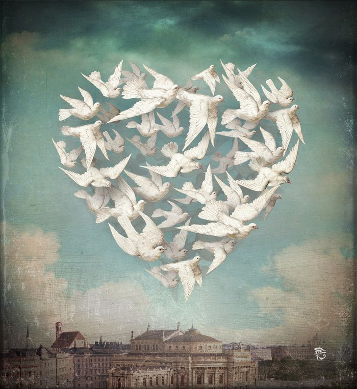 """Longing"" Art Print by Christian Schloe on Society6."