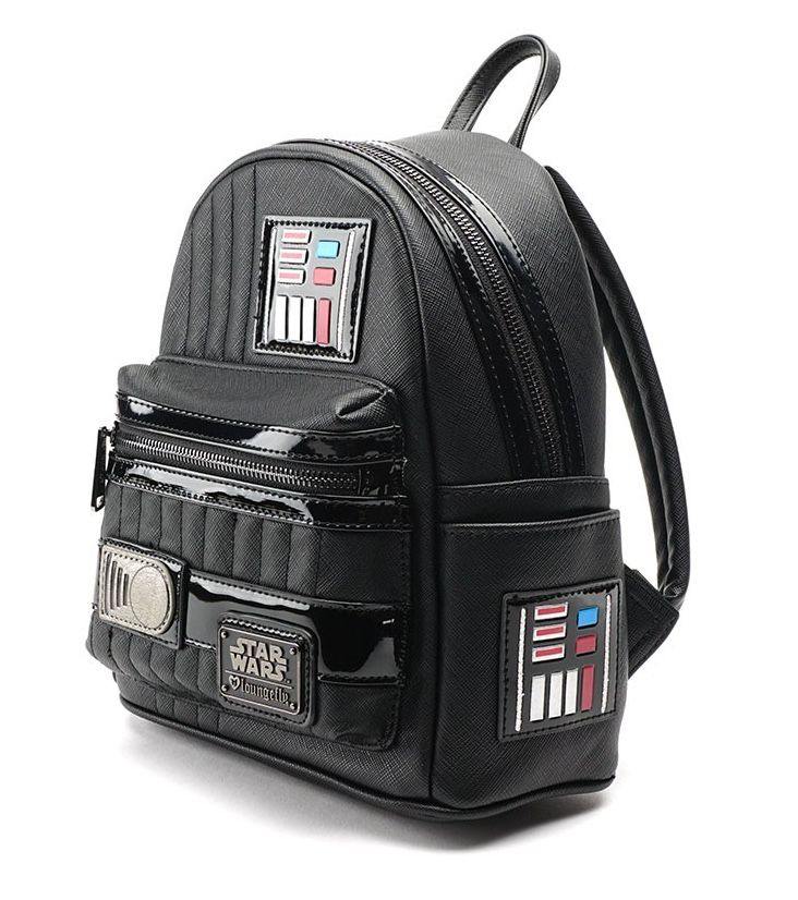 Loungefly Unveils Rebel And Vader Mini Star Wars Backpacks | Fashionably Geek