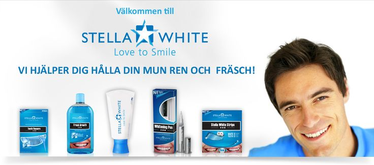 Stella White: Oral Care, Teeth Whitening, Strips, White Teeth, Mouthwash, flossers, toothpaste, dental floss. - Love to Smile!