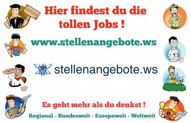 Stellenangebote   Jobs europaweit Du suchst einen Job  Bei uns wirst du fuendig  http://stellenangebote.ws/utm_medium=group&utm_source=fb&utm_campaign=schmschwb  Taeglich tausende #neue Jobangebote und Gesuche.  #Regional - Bundesweit - Europaweit - Weltweit  Viel Erfolg bei der #Suche Stellenangebote - Jobs europaweitJobs europaweit  Link zum schwarzen Brett:  Stellenangebote - Jobs europaweit | Kleinanzeigen #Saarbruecken / #Saarland http://saar.city/?p=32865