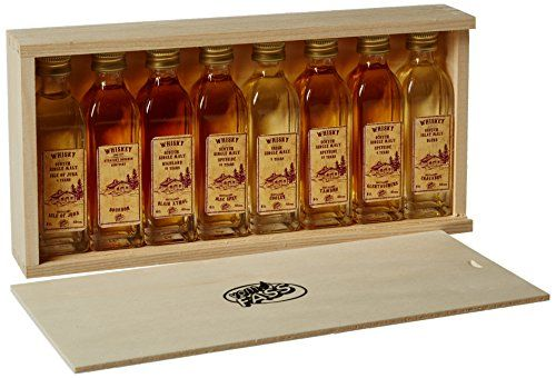 Socially Conveyed via WeLikedThis.co.uk - The UK's Finest Products -   VOM FASS Miniature Whiskey Gift Set 40 ml (Pack of 8) http://welikedthis.co.uk/vom-fass-miniature-whiskey-gift-set-40-ml-pack-of-8
