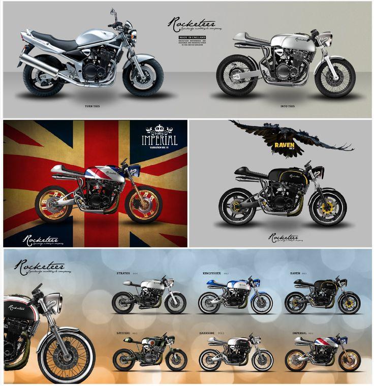 Rocketeer Motorcycles. http://www.therocketeer.co.uk/