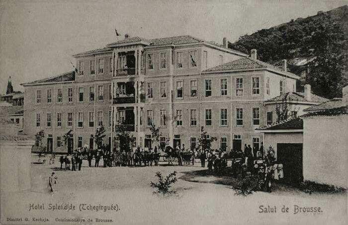 Hotel Splendide Çekirge