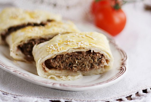 While visiting @FSIstanbul, experience a local favourite, such as köftesi (meatballs) wrapped in phyllo dough.