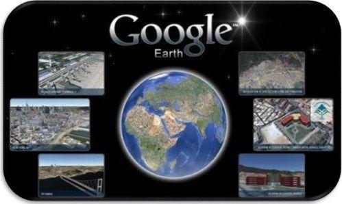 Google Earth Pro 2018 License Key {Crack Patch} Free