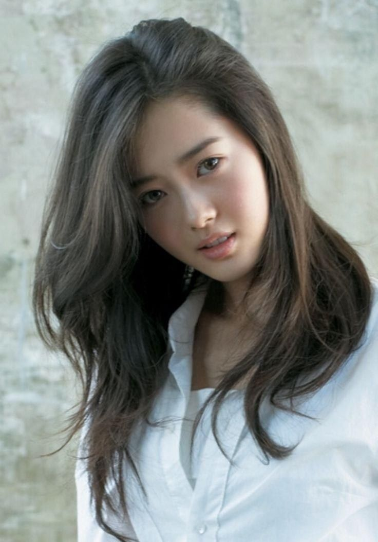 Best Collection of Long Hairstyles Korean Actress  #actress #Art #collection #Hairstyles #Korean
