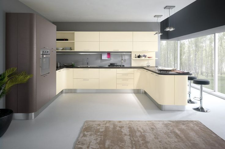 Modern and functional: is the kitchen Madrid of Spar. http://www.spar.it/sp/it/arredamento/cucine-mad-76.3sp?cts=cucine_moderne_madrid
