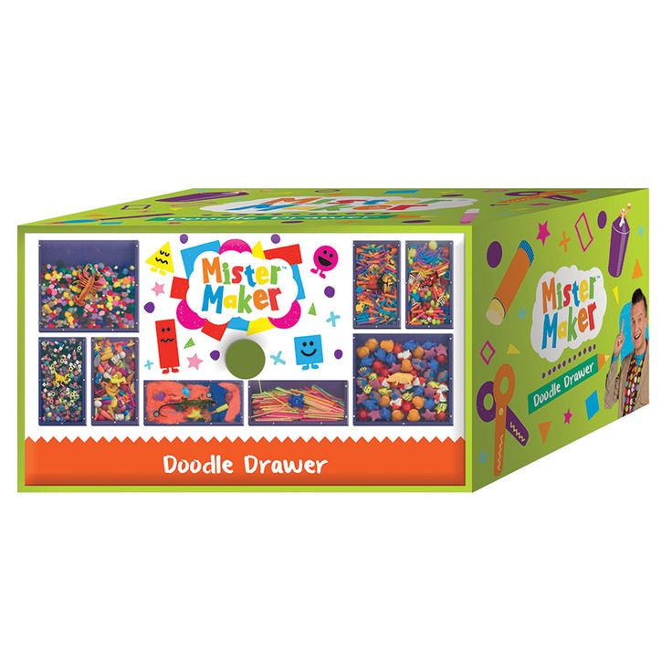 Mister Maker Doodle Drawer   Toys R Us Australia