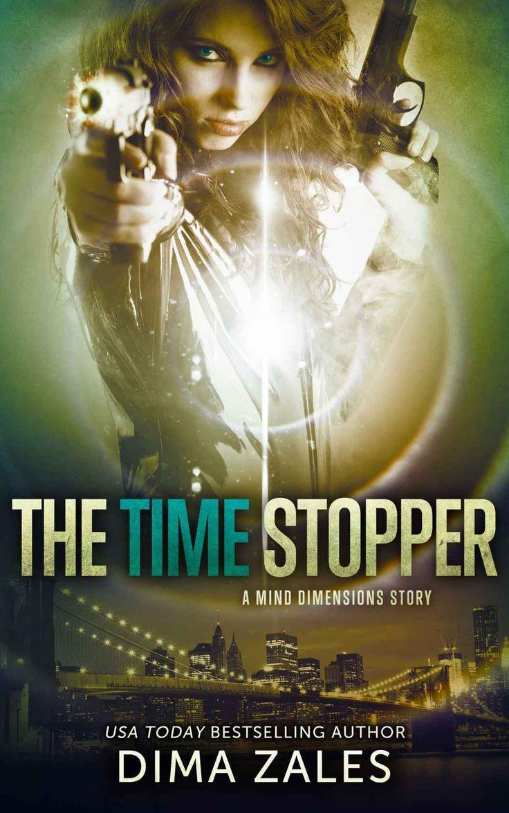 Amazon: The Time Stopper (mind Dimensions Book 0) Ebook: Dima