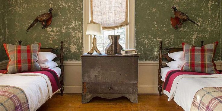Acworth, New Hampshire | Guest Bedroomcountryliving