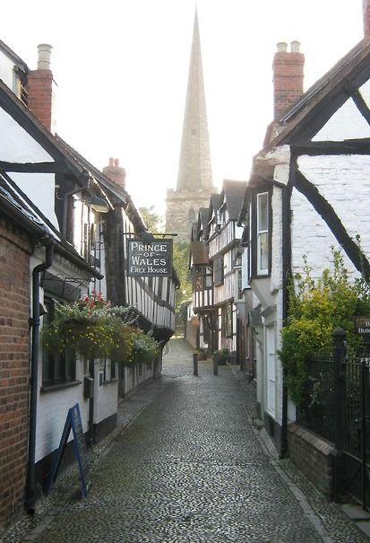 Ledbury, Herefordshire, England