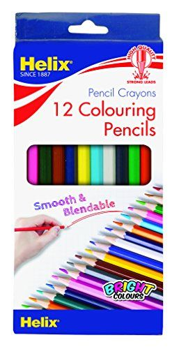 Helix 7 Inch Long Length Childrens Colouring Pencils - Set of 12 Assorted Colours PN3010 Helix http://www.amazon.co.uk/dp/B002HRBRFG/ref=cm_sw_r_pi_dp_2DH0vb020ZG43