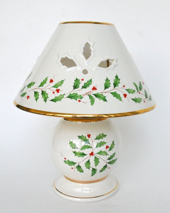 Lenox China Christmas Ornaments