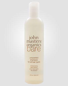 John Masters Organics Немодифицированный шампунь без запаха для всех типов волос. 236 мл.