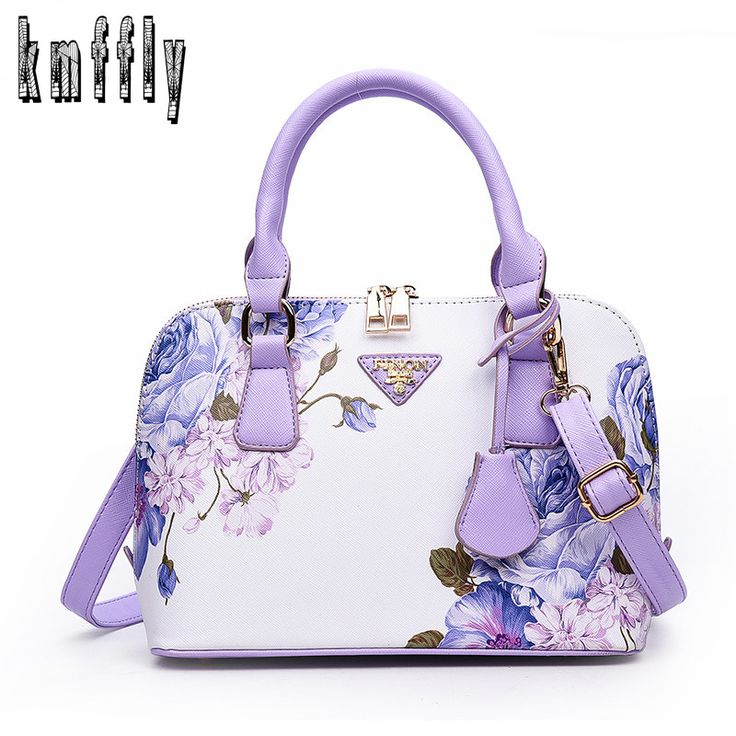 Handbag With Floral Design //Price: $30.44 & FREE Shipping //     }