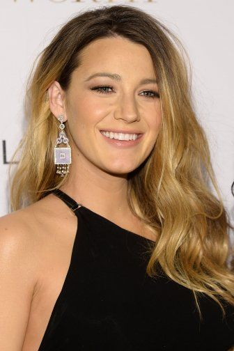 Blake Lively Has Stopped Coloring Her Hair
