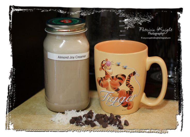 Almond joy coffee creamer coffee creamer almond joy