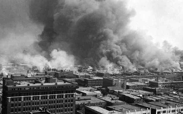 One you may not have heard of is the Tulsa Race Riot. In 1921, an entire city was burned to the ground due to a racial disturbance and retaliation.